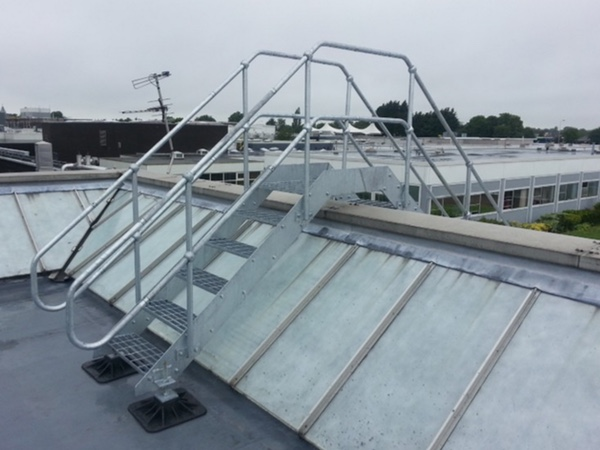 Industrial Roof Walkovers