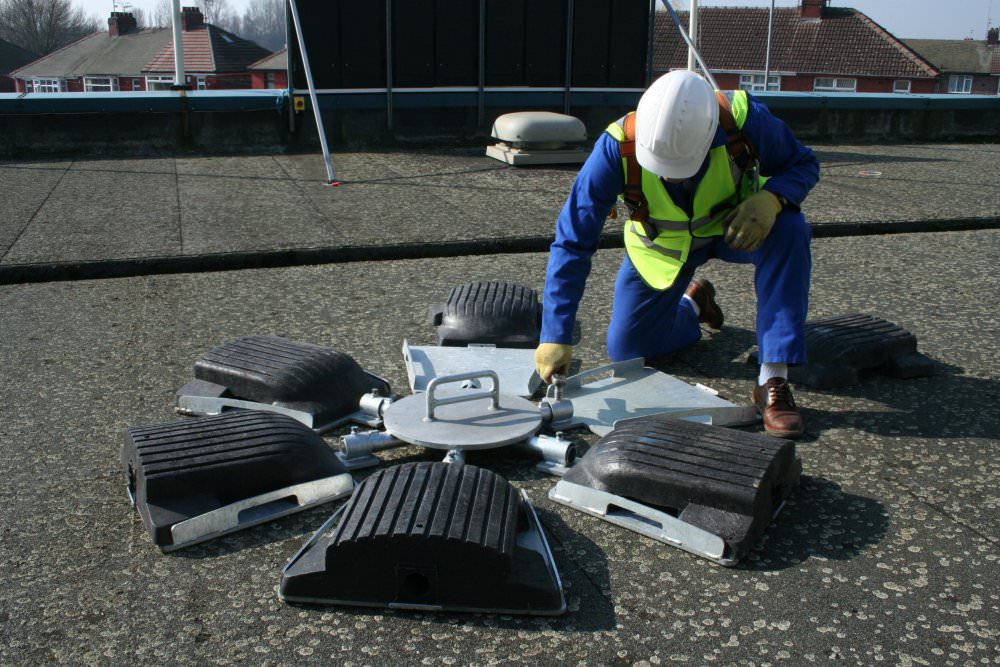 roof safety systems
