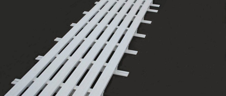 PVC Membrane Walkway